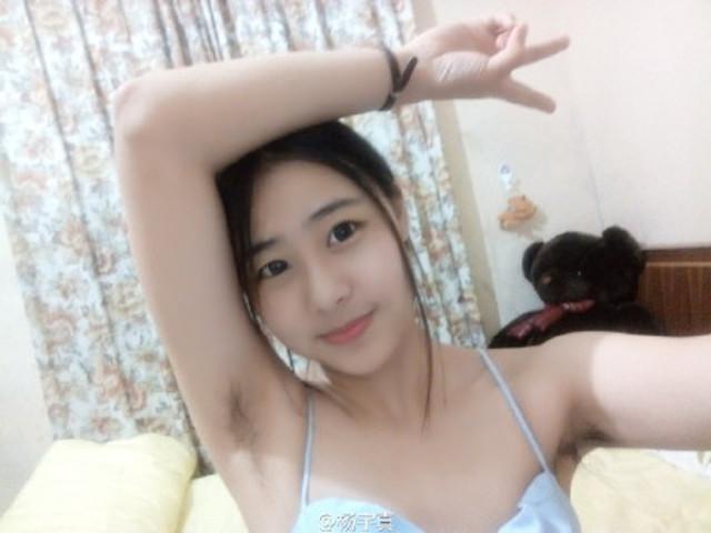 Mujeres Chinas Compartieron Fotos De Sus Axilas Sin