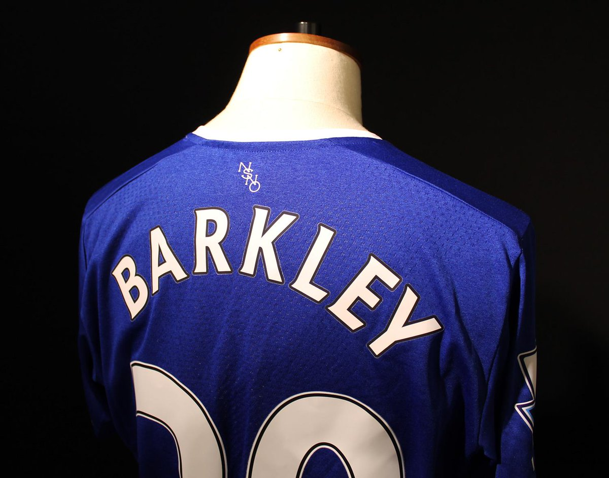 Want to win @RBarkley20 matchworn 2015/16 @Everton home shirt? Just follow @Umbro and RT this post! #BORNefc http://t.co/YTlFhTv1lE