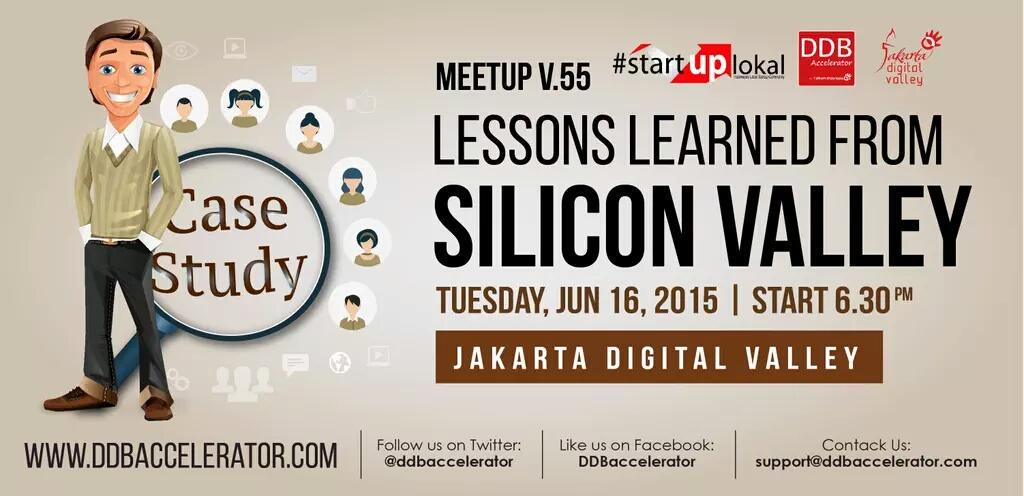 Join us! @StartupLokal v55: Lessons from Silicon Valley. RSVP: http://t.co/uPAnlDASpP http://t.co/b6VQqGzVys