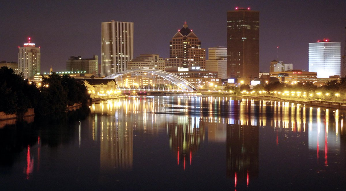 Rochester is @Forbes' best city for jobs this summer. We