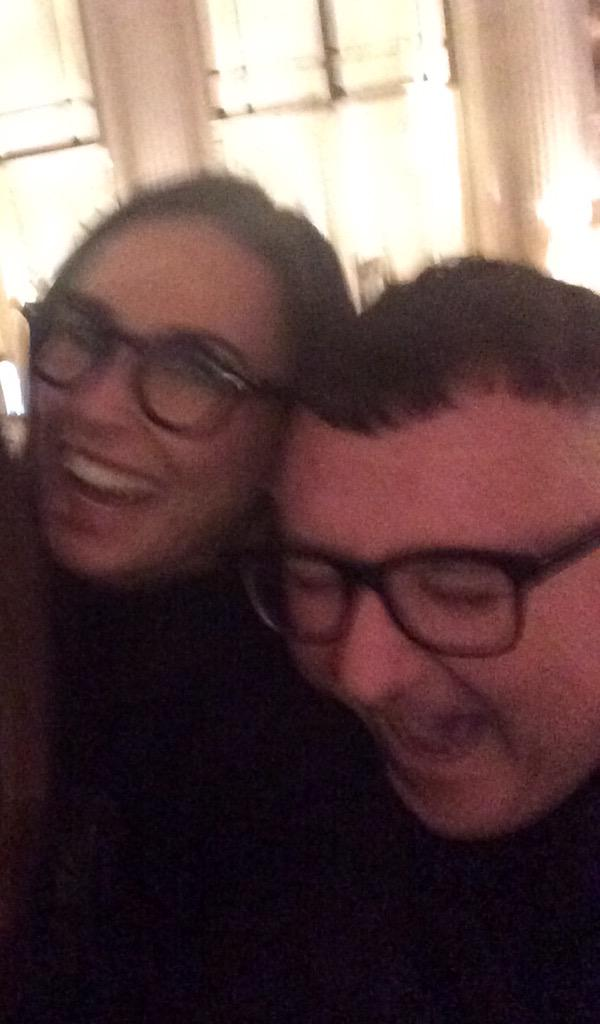 Happy Birthday to one of my most favorite people in the world Alber Elbaz @LANVINofficial I love & adore you! http://t.co/rDZbE5MGdX