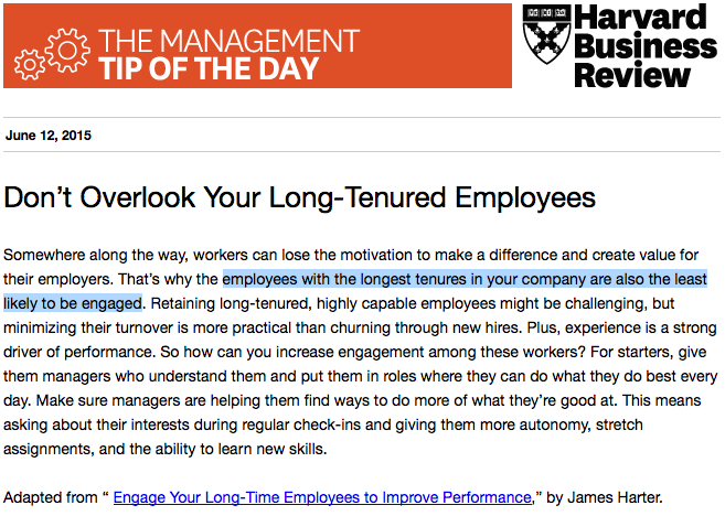Our management tip of the day: Engage the employees most likely to lose motivation http://t.co/mvOQFGkgfd