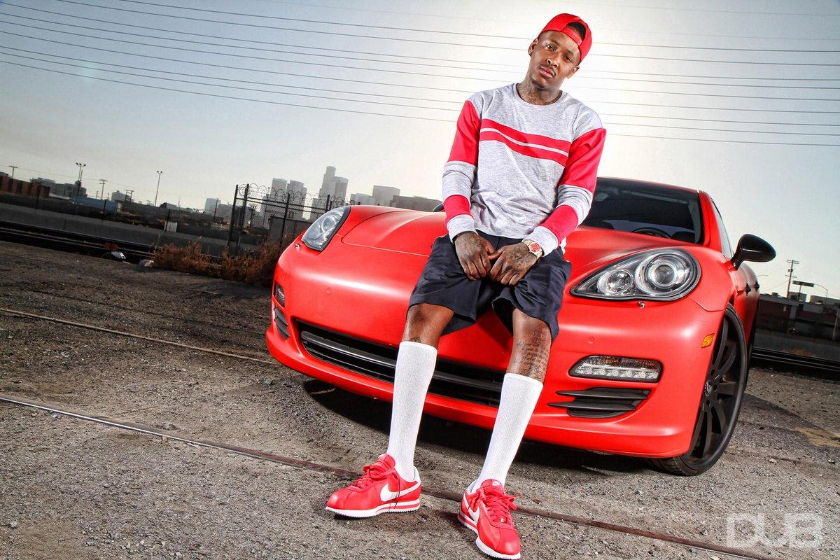 YG rapper was shot in Los Angeles 06/14/2015 93