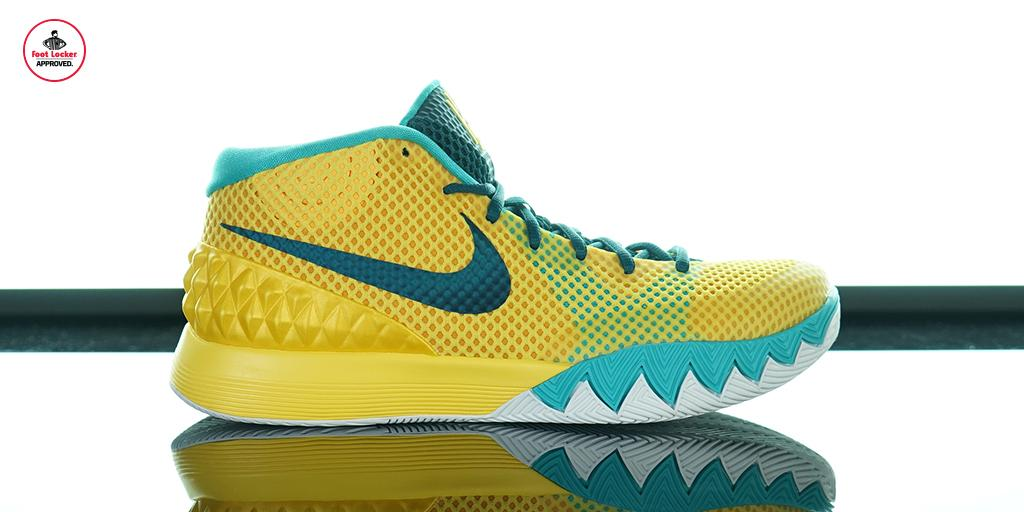 bde350a3ea4c ... discount code for the nike kyrie 1 letterman drops online tomorrow at  10am edt. 51c16
