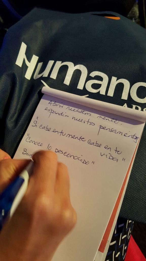 ¡Si cabe en tu mente, cabe en tu vida...! Así va la conferencia. @cala en #EscalaAOtroNivel @tusambildo  @ARSHumano http://t.co/JcF2hor5vw