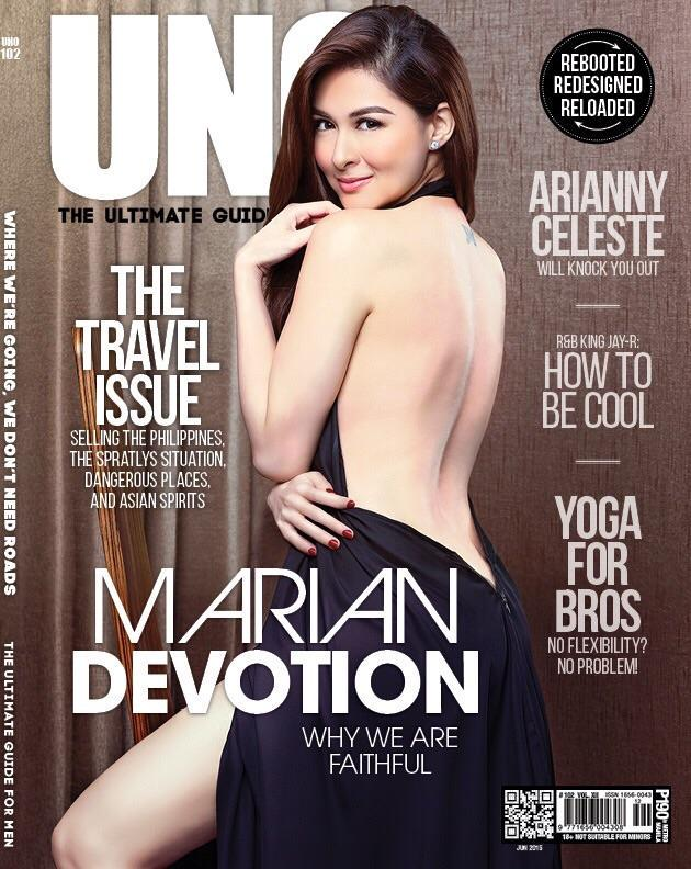 THE MARIAN WE REVERE  #UNO102 is taking you on a tour NOT for the faint-hearted. You up for it? http://t.co/VKOwfesvBl