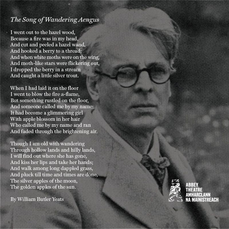 150 years ago today, our founder W.B.Yeats was born! #Yeats150 @YeatsWB2015 Share your favourite Yeats quote with us! http://t.co/G8dXwS48PS