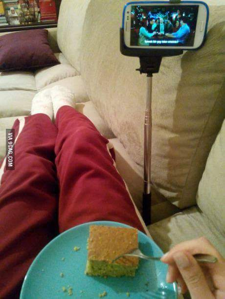 Imma buy a #selfiestick just so I can do this. http://t.co/nnIt7XJSL5