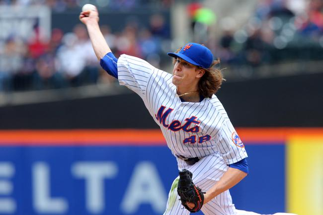 Pitcher's duel at @CitiField! Today Jacob deGrom & Shelby Miller square-off at 4:10p. Preview: http://t.co/2EtMRwfuMZ http://t.co/DZ2xUlxkPs