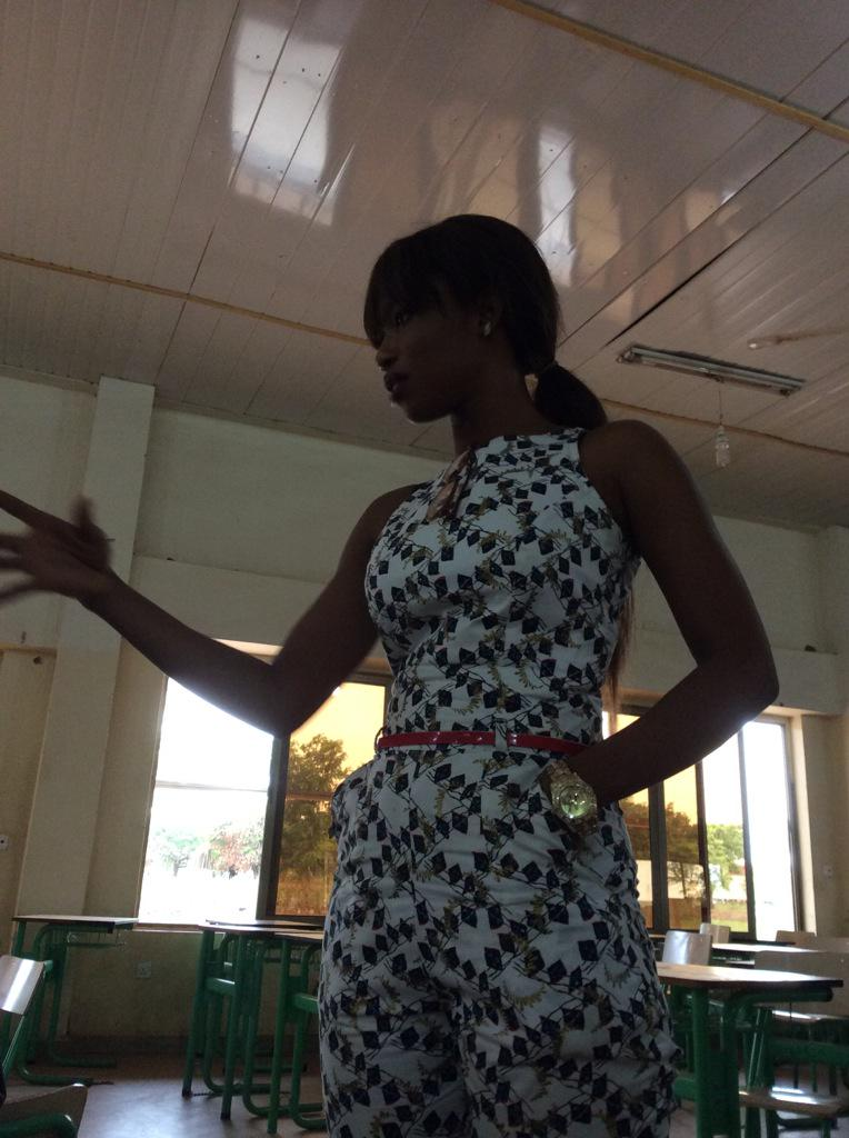 """In a breakout session on Relationships & Networking. She says, """"respect is important in relationships"""" #bcwa http://t.co/G5ZtoL6er1"""