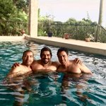 1 Maharashtra artillery Battery boys in da pool...what a time.. http://t.co/6YDbl4RlAS