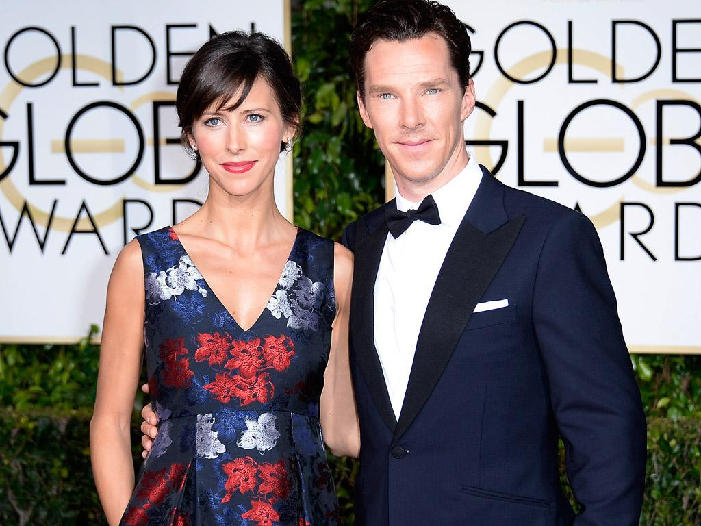 Benedict Cumberbatch and Sophie Hunter welcome a son!