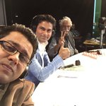 RT @KaifSays: When rains disappoint cricket and us, the best remedy is #selfie with @cricketaakash and @cricketwallah http://t.co/kOw540NMp7