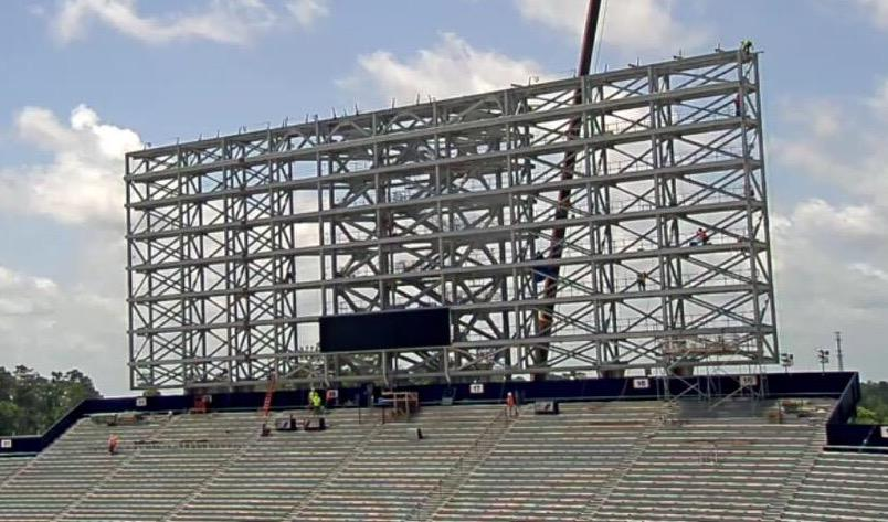 Video sections are going up. DYK, there will be 162 video sections, ranging from 11-14 video panels per section http://t.co/WaIDyyNIrY