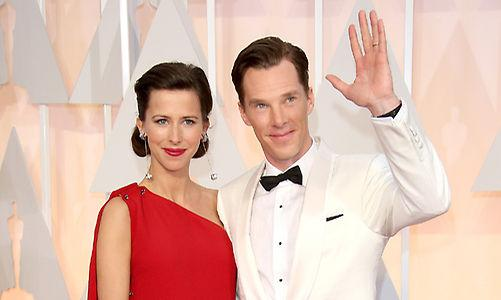 Benedict Cumberbatch has become a father for the first time! Find out more: