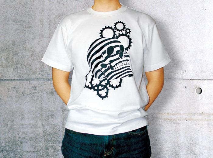 test ツイッターメディア - 「メメントモリ」をモチーフにしたデザインT ¥2,800 https://t.co/EgUUMXJIuH https://t.co/rgGNRJwE84 #Tシャツ
