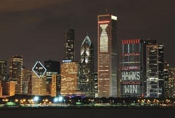 #WeBelieve and light up the city skyline #OneGoal http://t.co/rlhCyWlLIs