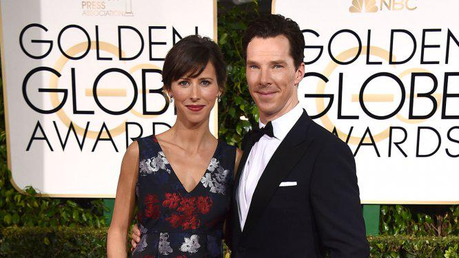 Benedict Cumberbatch Welcomes First Child With Sophie Hunter (Report)