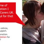 Proud to support @CarersUK. Just pledged £50 for their 50th Anniversary: http://t.co/Wp5wZHP81Q #breakisolation