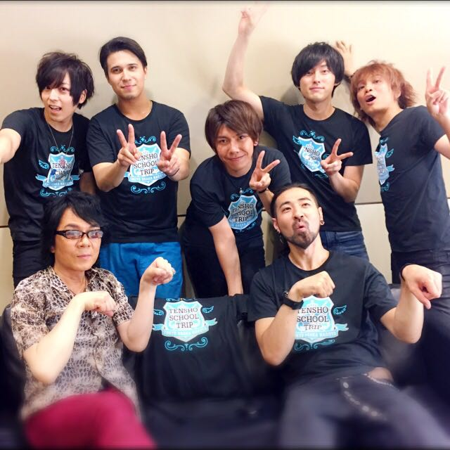 「ACTORS天翔学園 修学旅行 東京公演夜の部」にご来場頂きましてありがとうございやした!楽しい時間はあっという間でございやした。皆様から元気を逆に頂きやした\(^o^)/大阪、名古屋でも踏ん張らせて頂きやす!! http://t.co/cFGdvIGT0N