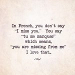 I don't speak French,but if this is true I ❤️ it .. #hopelessromantic #lovemakestheworldgoaround http://t.co/harpyCaUej