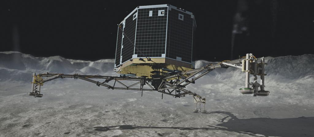 It's alive! #Rosetta's #Philae lander phones home. http://t.co/ig7ZJvK7nL http://t.co/yypQgstOQK