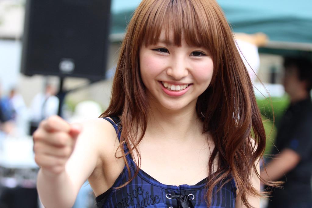 6/14 T3豊田 Star☆T 安藤笑 様 ② て、天使は実在したんや(^o^) http://t.co/tHsJUyzsUy
