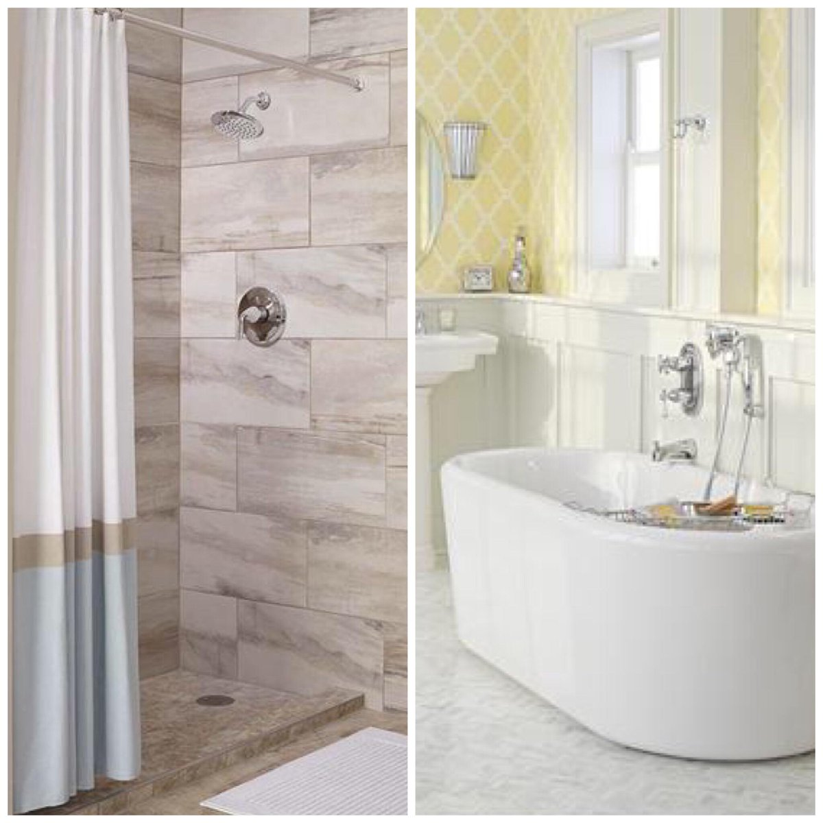 #Shower VS #Bath; Which do you prefer to freshen up in? http://t.co/3kl8IC91As