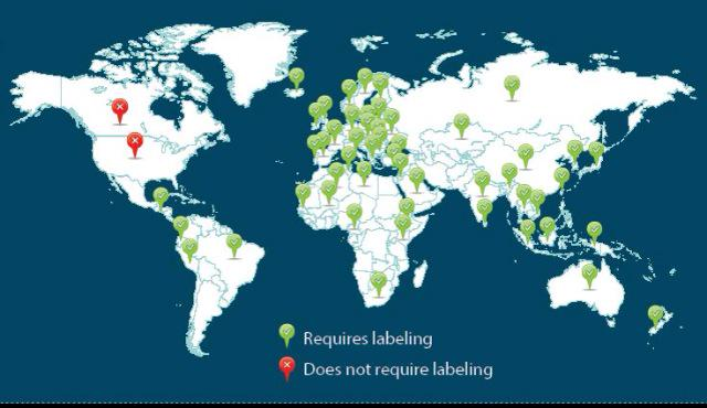"""What we label """"organic"""" other countries call """"food,"""" and they label the genetically engineered kind.  #LabelGMOs http://t.co/UGOYwRvmRl"""