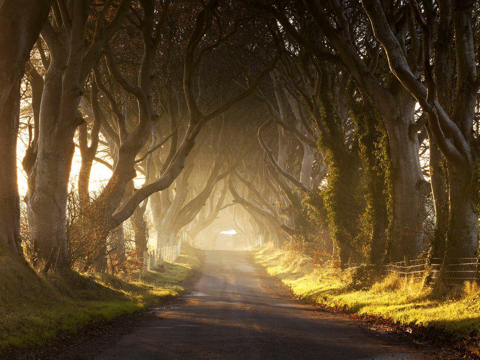 What it's like to take a @GameOfThrones tour of Northern Ireland