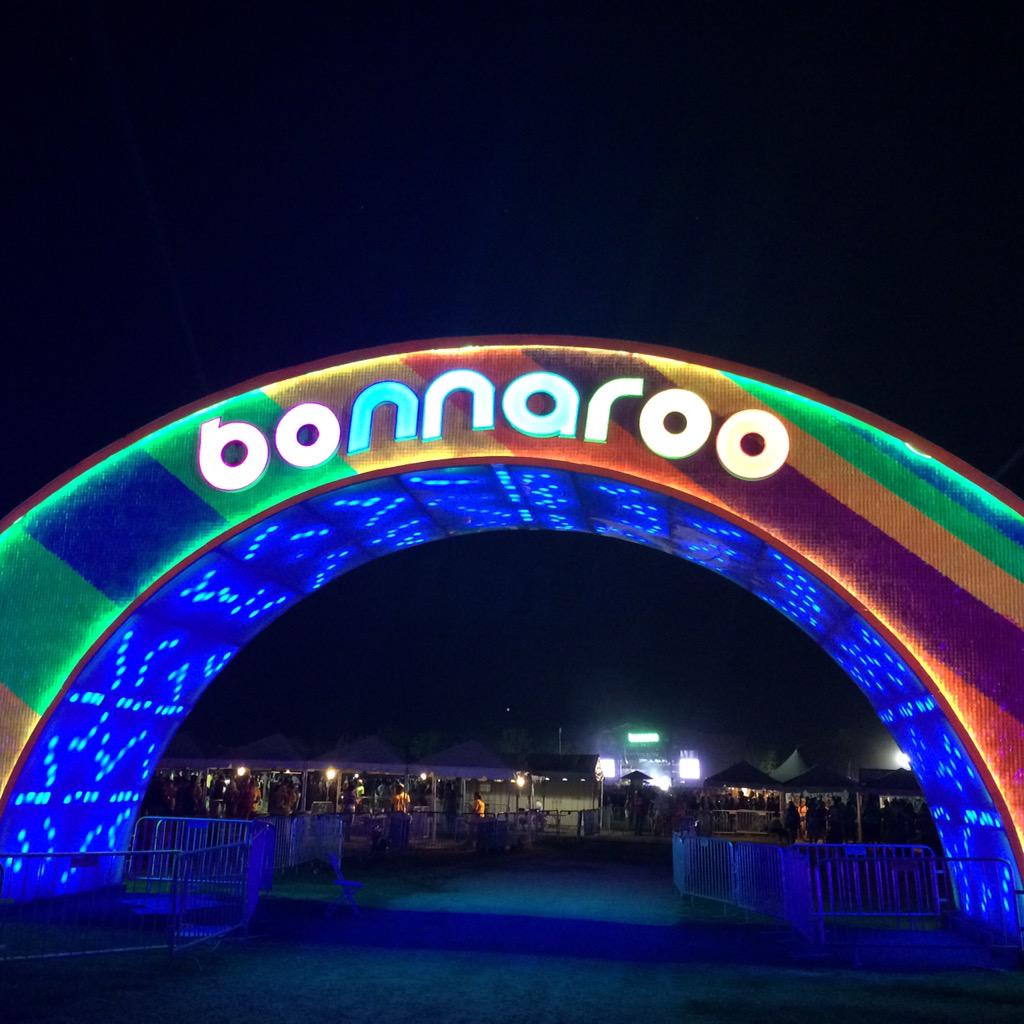 No Sunday night blues here! We've loved our time on The Farm. #Bonnaroo #KohlerShowerParty #RadiatePositivity http://t.co/a8em7g4Mhl