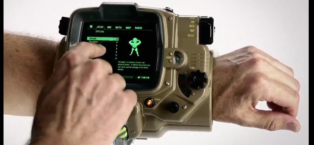 Bethesda is releasing a 'Fallout 4 Pip-Boy Edition' with a real Pip-Boy http://t.co/z5wCp3l1gf http://t.co/jtDRLDKmj5