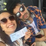 Off to the great north with this great soul @Varun_dvn #ABCD2 #19thJune #Chandigarh http://t.co/VChoCoIuou