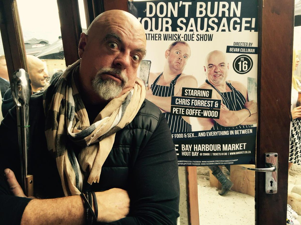 Getting ready for  - Don't Burn Your Sausage. Thurs 18 June, 8pm @bayharbourmkt tickets at door or thru Quickets http://t.co/kHqmaBLePi