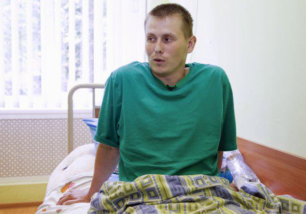 """"""" Хочу, чтобы сын приехал  """" : мать пленного ГРУшника надеется, что Путин..."""