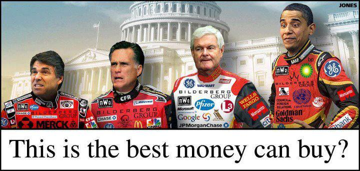 'Politicians should wear sponsor jackets like Nascar drivers, then we know who owns them' - Robin Williams http://t.co/hhoH0lk9n2
