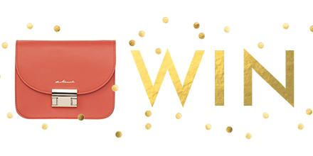 It's #GIVEAWAY time! Follow + RT for a chance to win this summery @fdimanolo #handbag - we'll pick winners next week! http://t.co/KkHPYfXXFj