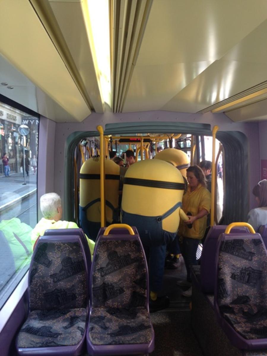 Be in with a chance to win a Luas monthly ticket by RT #Luasminions today! http://t.co/HEzBtwWShC