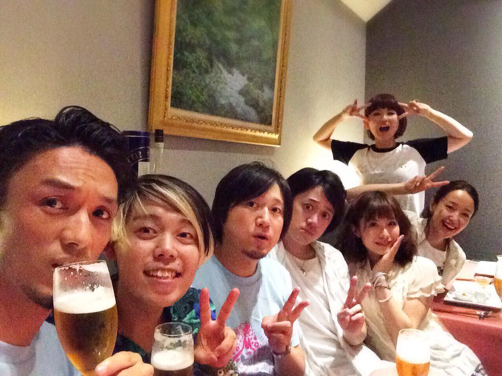 あー…終わっちゃったー‼️皆のパワーに最初、鳥肌が立ちました。全19ONENESS、miwaバンドにもたくさんの声援、ホントにありがとう☺️いいツアーでした!!  #miwa #ONENESS #TOUR #横浜アリーナ http://t.co/Xf5oc9XO3B