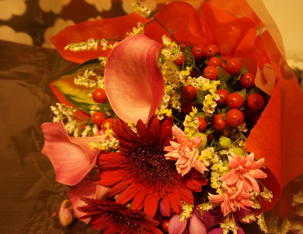 .@parosky0 さんからプロポーズされなうだよ〜やったねー http://t.co/pKj39qXWaG