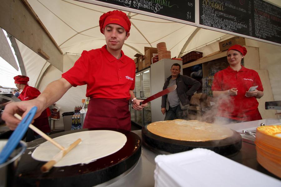Если открытие ресторана в Нью-Йорке будет успешным, Гончаров откроет & laquo...