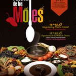 Festival de los Moles, 16 y 17 de julio, #Oaxaca. #Guelaguetza2015,#AtréveteOaxaca,#VíveloParaCreerlo,#México http://t.co/G668bEKXiE