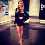 #LOTD for @enews: jumpsuit by @hm // heels by #aquazurra  // stylist: @mon.... http://t.co/6b8vqFfeeu http://t.co/YI7WGy8mZw