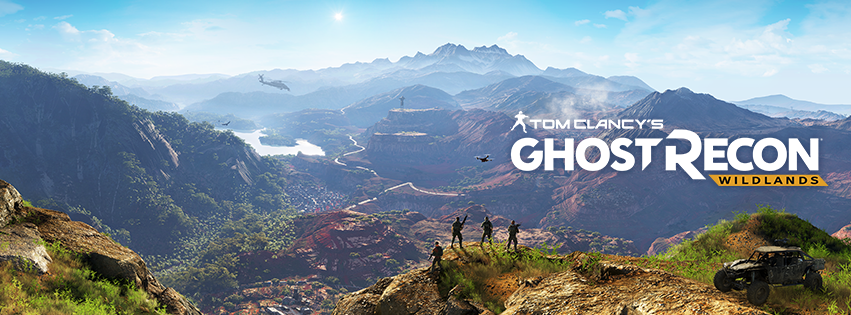 #GhostRecon goes Open World with Tom Clancy's Ghost Recon Wildlands. http://t.co/PszuFddWlh