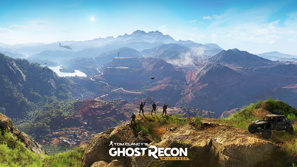 Uncover the open world of #GhostRecon Wildlands here >> http://t.co/BMmemMsao9 #UbiE3 || http://t.co/Qxx0UOFwxt