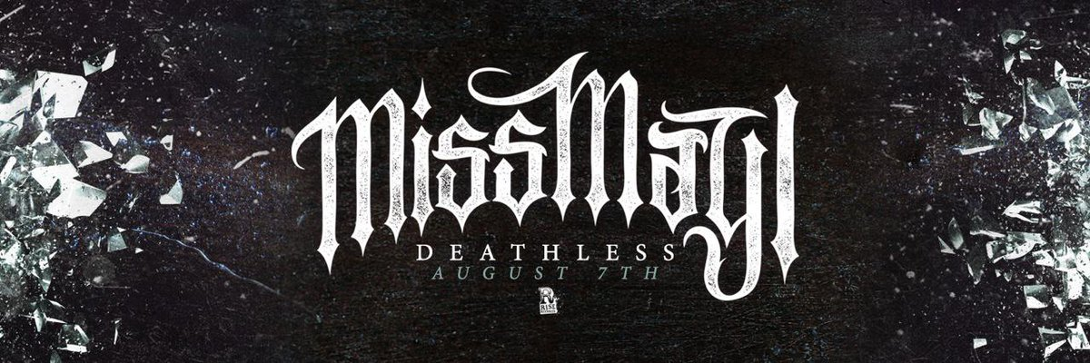 Stoked to annouce our new album #Deathless is out August 7th! Pre-orders on sale 6/17 at http://t.co/gBgNSmi6Ut http://t.co/5465Fi6zzL