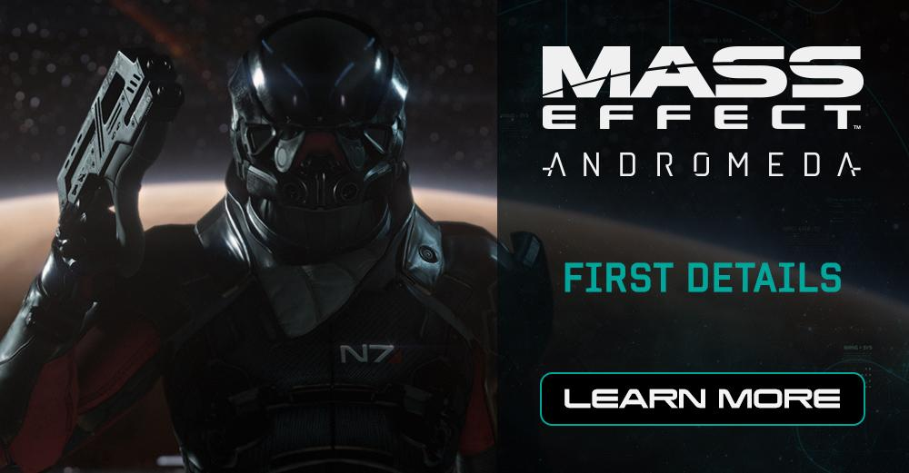 An introduction from the Mass Effect team! http://t.co/c7bvsmAjwp #MEAndromeda http://t.co/E3rkJ7geM4