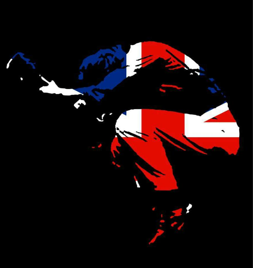 'BRILLIANT' Nuff said! #PeteTownshend #TheWho #UnionJack http://t.co/S8jPNnIe96