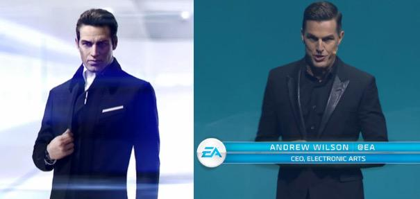 Seriously, the dictatorial bad guy of Mirror's Edge 2 is the boss of EA http://t.co/YaXDjb0YGd