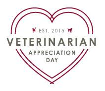 Happy Veterinarian Appreciation Day! #ThankAVeterinarian @CanVetMedAssoc @AVMAvets @AAHAHealthyPet @VCAPetHealth http://t.co/JGFOgt0cww